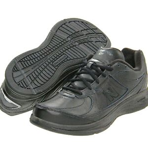 NWOT New Balance 577 Walker Worker Leather Shoe 10